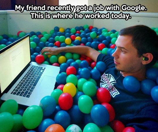 funny-guy-work-Google-balls