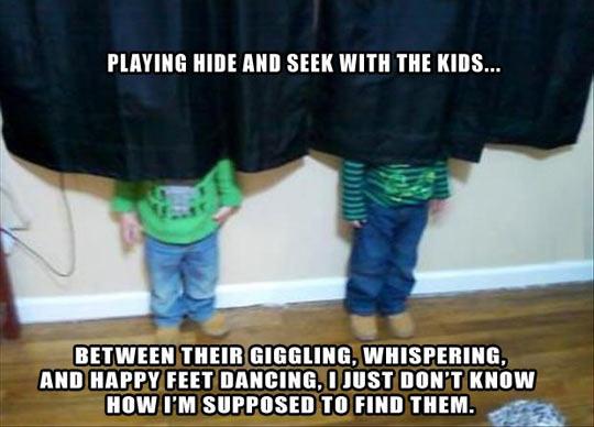 funny-hide-seek-kids-cute