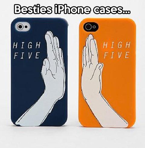 Best friend iPhone case…