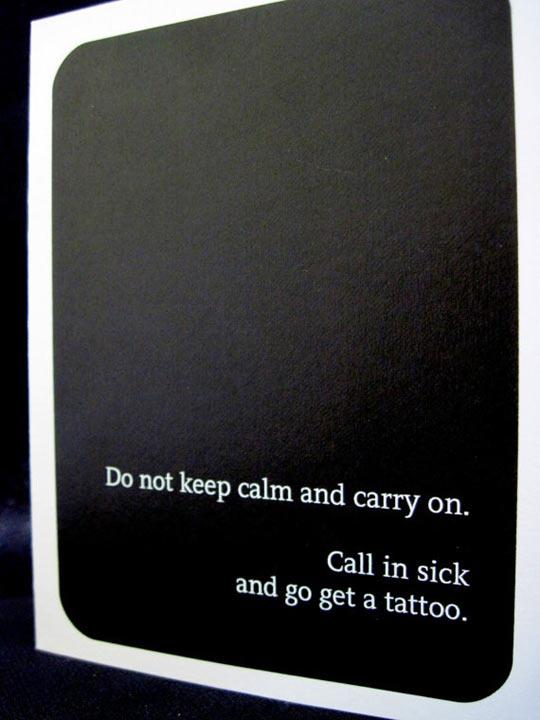 Follow this advice…