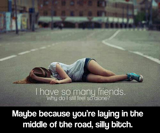 funny-laying-middle-street-friends
