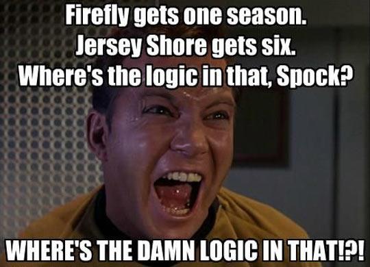 Where's the logic…