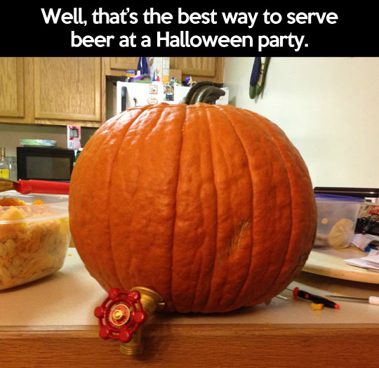 This Halloween will be awesome…