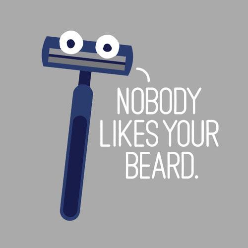 funny-razor-nobody-likes-beard