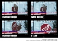 Weather Woman Stahp…