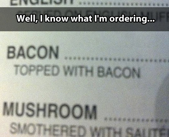 The best dish ever…