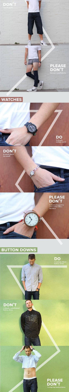 funny-rules-mens-fashion-clock-watch