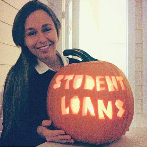 Scary Pumpkin Carving…