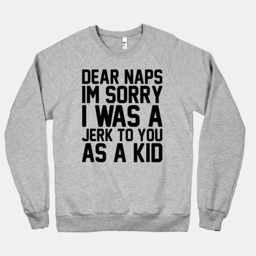 Please accept my apologies…