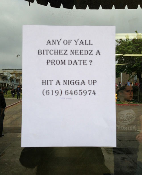 Need a prom date?