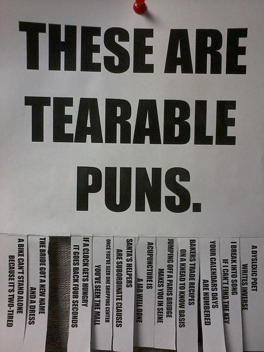 funny-sign-tearable-puns