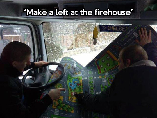 funny-truck-map-driver