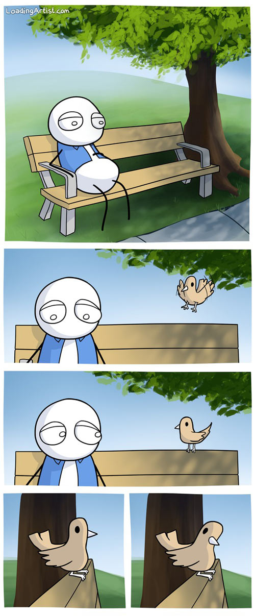 funny-webcomic-park-bird-spare-change