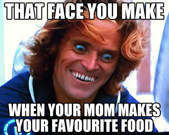 You know that face…