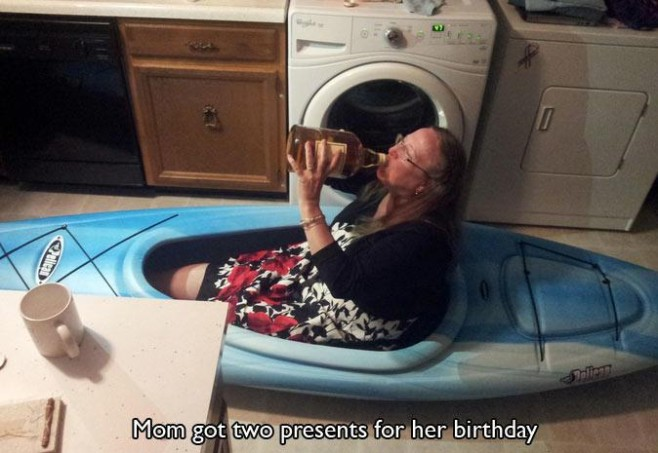 19 Photos Depicting That Parents Also Likes To Have Some Fun 11