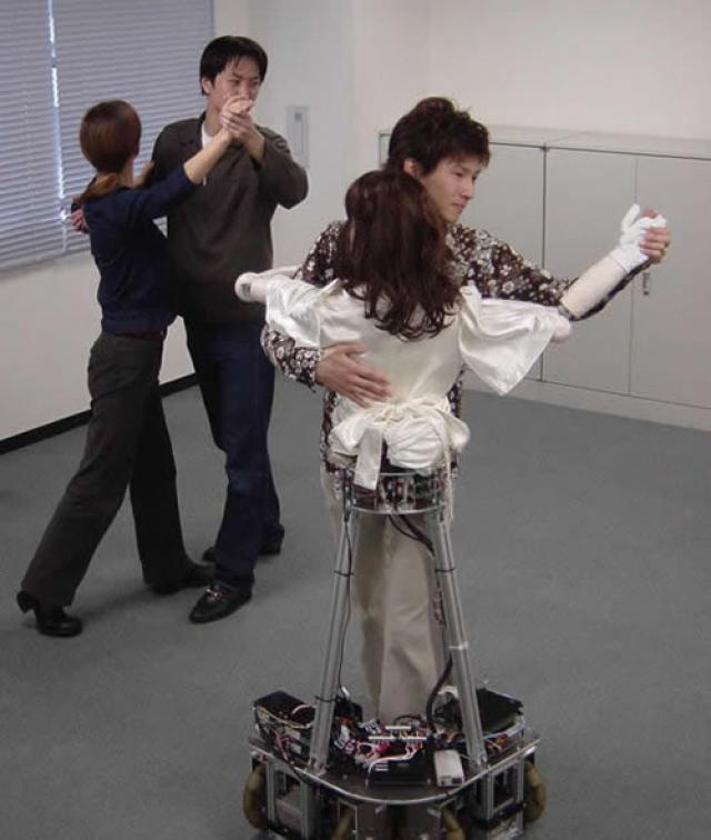 6 It's Best to Train with a Robot First