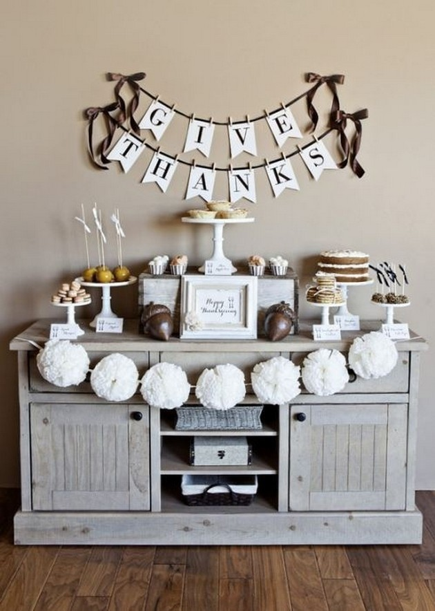 Awesome Thanksgiving Decoration 13