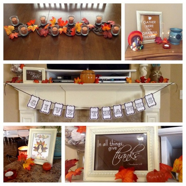 Awesome Thanksgiving Decoration 18
