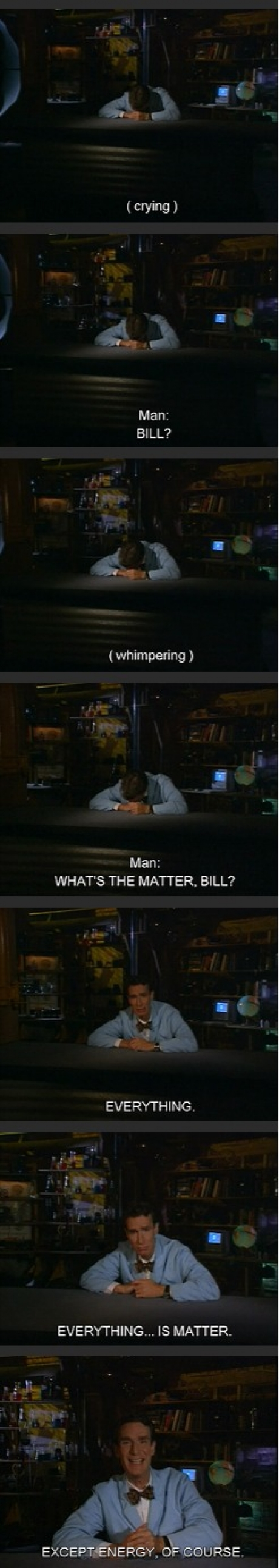 Bill Cry the science guy