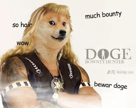 Doge The Bounty Hunter