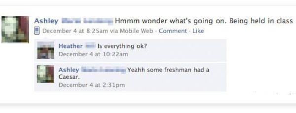 Dumb Facebook Fails - 16