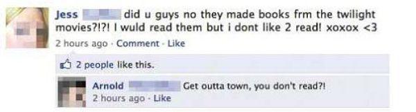 Dumb Facebook Fails - 17
