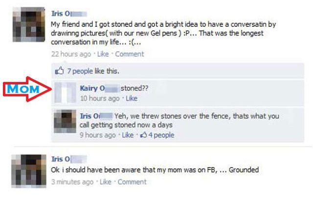 Dumb Facebook Fails - 3