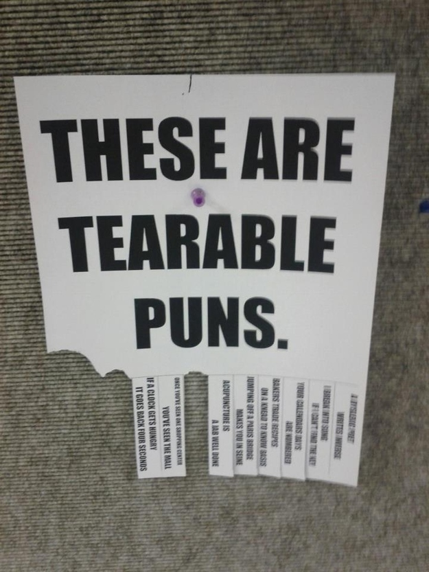 Fantastic ''Bad Puns'' Of All Time- 4