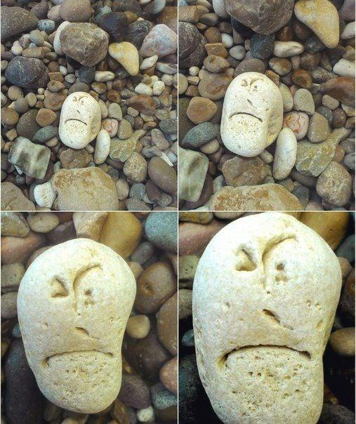 Finding Wierd Faces In Normal Places- 3