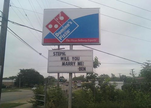 Funny Marriage Proposals — 14