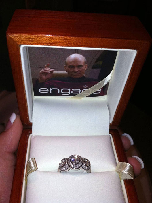 Funny Marriage Proposals — 16