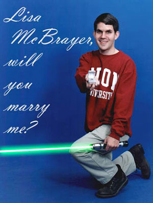 Funny Marriage Proposals — 17