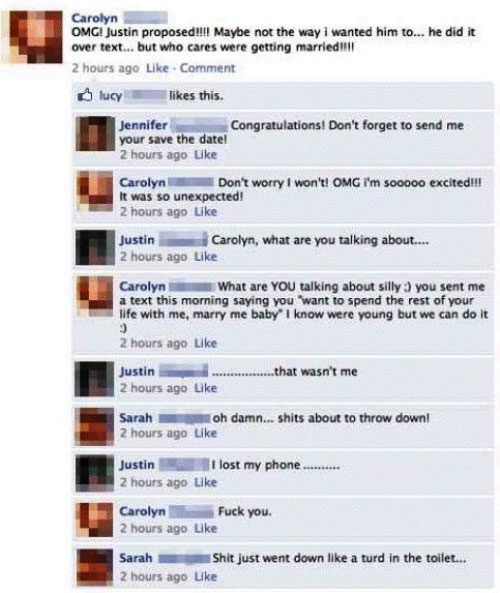 Funny Marriage Proposals — 5