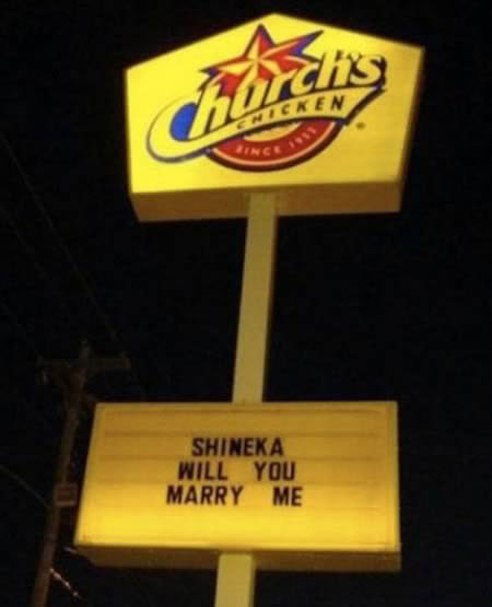 Funny Marriage Proposals — 6