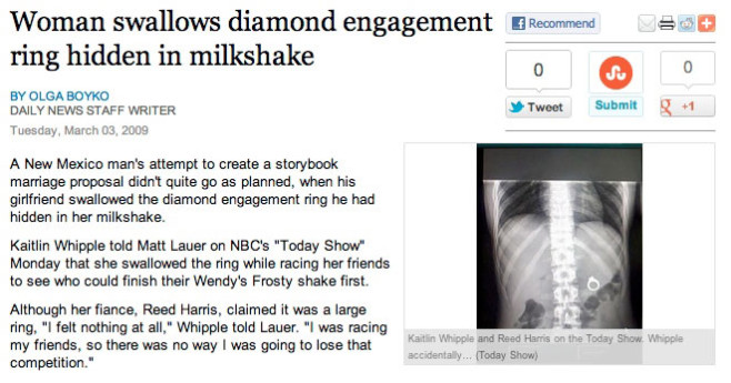Funny Marriage Proposals — 7