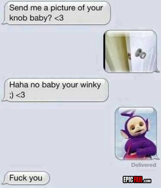 Funny Text Message Replies- 18