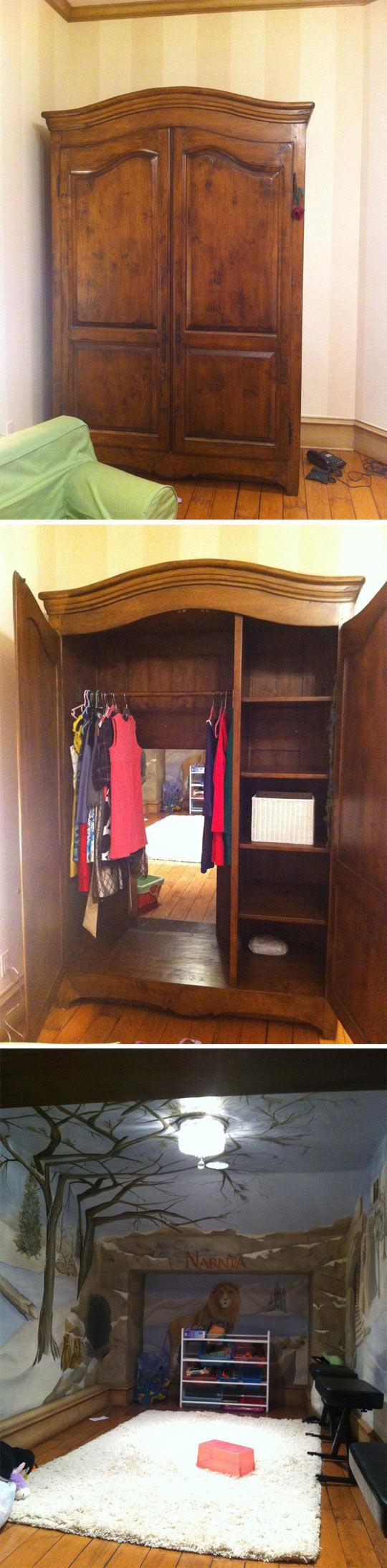 funny-wardrobe-Narnia-kids-secret