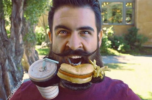 Meet Mr. Incredibeard The Guy Who Loves To Play With His Facial Hair- 2
