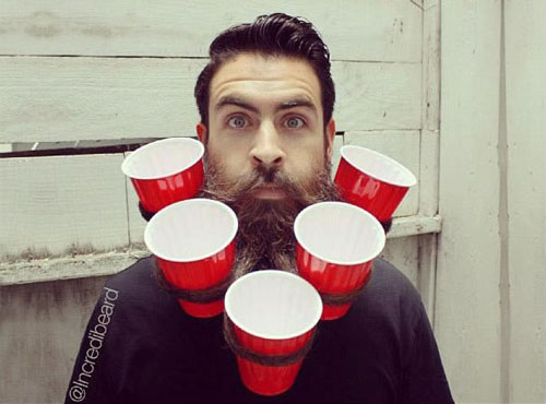 Meet Mr. Incredibeard The Guy Who Loves To Play With His Facial Hair- 4