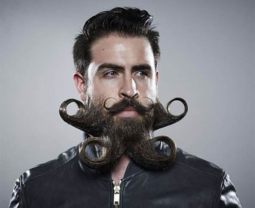 Meet Mr. Incredibeard The Guy Who Loves To Play With His Facial Hair- 6