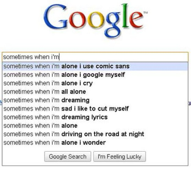 The Most Crazy Google Search Suggestions Of All Time 11