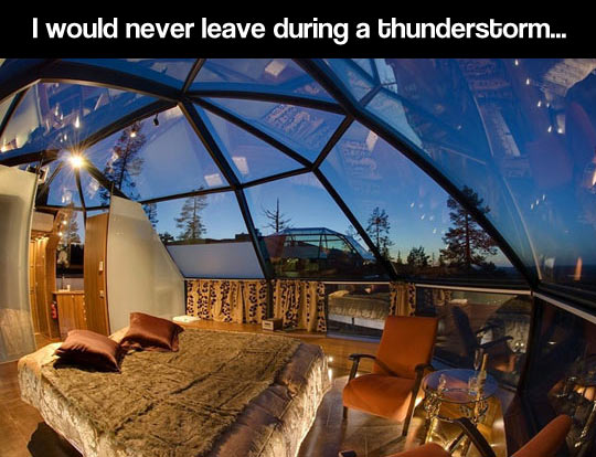 cool-bedroom-glass-window-roof