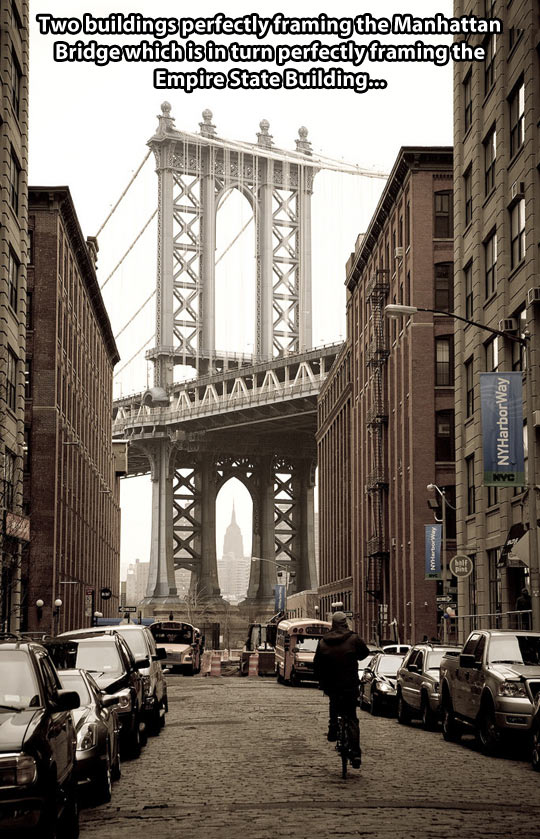 cool-buildings-Manhattan-Bridge-Empire-State