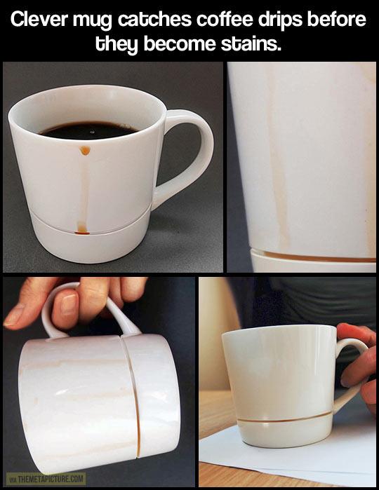 Clever mug design...