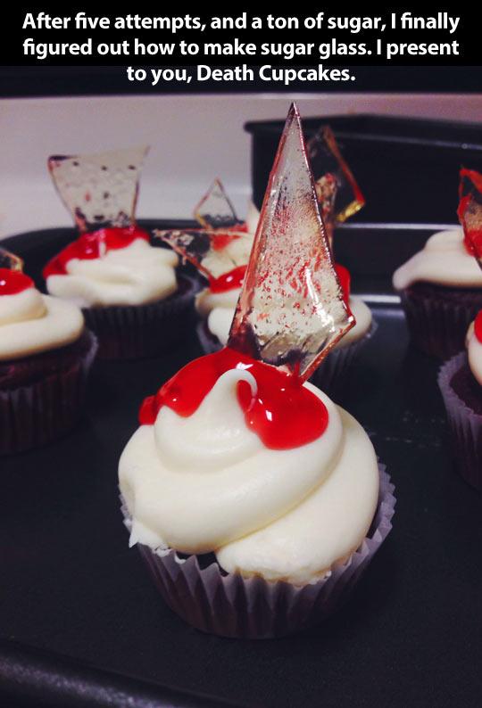 Death Cupcakes…