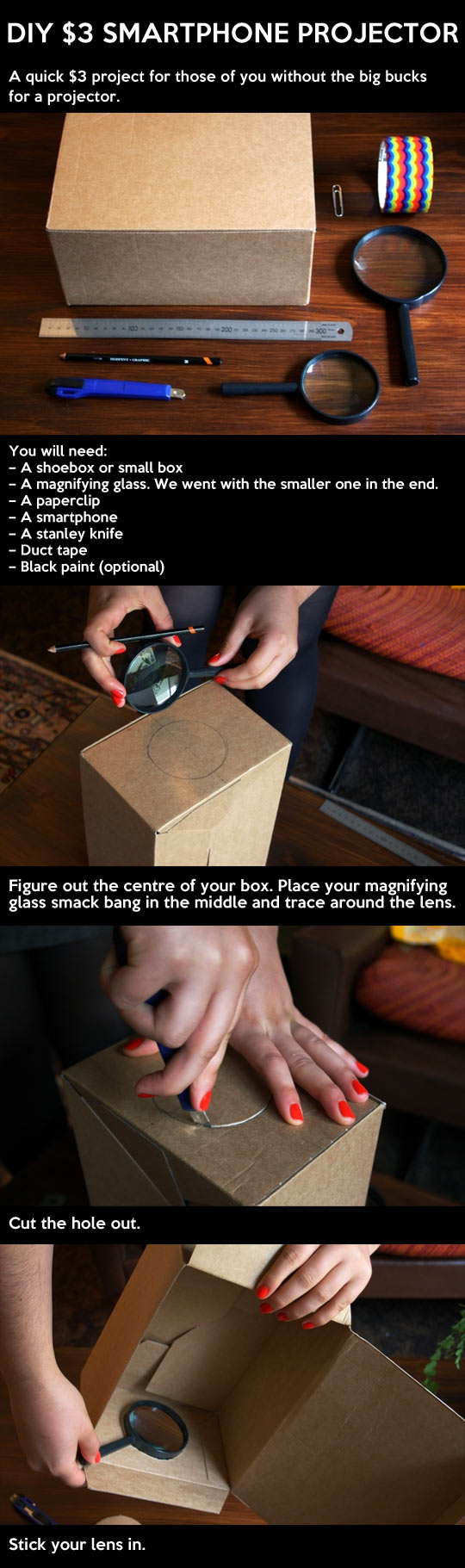 cool-smartphone-projector-cheap