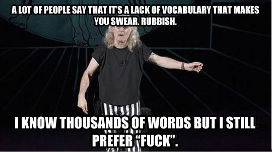 funny-Billy-Connolly-lack-vocabulary