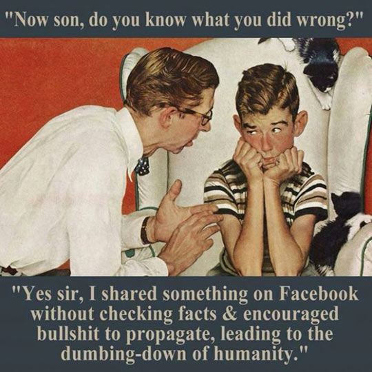 funny-Facebook-share-dumbing-down