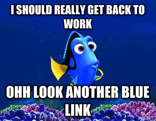 Every time when browsing the Internet…