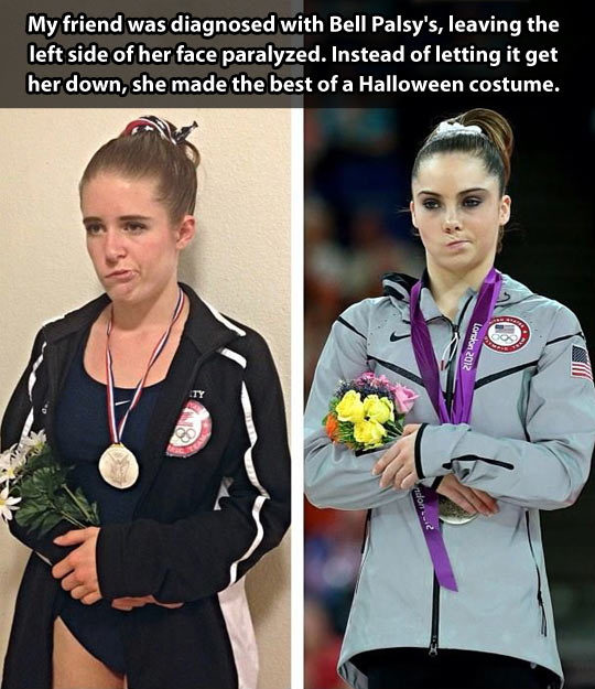 funny-Halloween-costume-Mckayla-Rooney-paralyzed-face